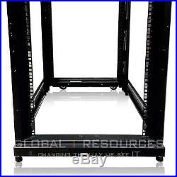 Dell APC AR3100 SX Netshelter Enclosure 42U Server Rack Cabinet Frame