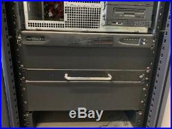 Dell PS38S PowerEdge Server Rack 19 42U Cabinet/Enclosure Computer key included