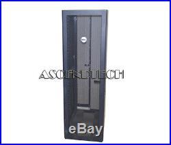 Dell Ps 38s Series 42u Black Server Cabinet Rack Enclosure 0pw412 Us-0pw412 USA