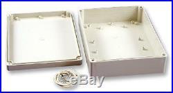 Enclosures & 19 Cabinet Racks Enclosures BOX POLYCARB IP65 220X165X60MM