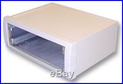 Enclosures & 19 Cabinet Racks Enclosures CASE ALUMINIUM 85X230X180MM