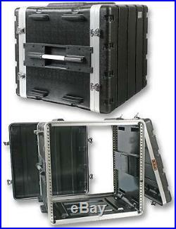 FLIGHT CASE ABS 19 10U Enclosures & 19 Cabinet Racks, flight case, ABS 19