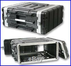 FLIGHT CASE ABS 19 4U Enclosures & 19 Cabinet Racks, FLIGHT CASE, ABS 19