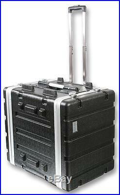FLIGHT CASE ABS 19 7U TROLLEY Enclosures & 19 Cabinet Racks