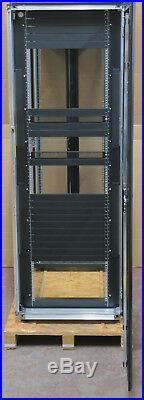 Fujitsu Eternus CD10000 S1 Solution 42U Server Rack Cabinet Enclosure No Sides