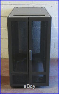 HP 10622 22U 19 Server Rack Cabinet Enclosure Network Networking 245171-001