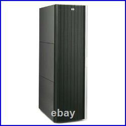 HP 10642 42U Server Rack Black Cabinet Enclosure