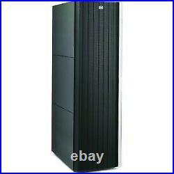 HP 10642 G2 AF002A Server Rack Black Cabinet 42U Computer Racks Enclosure