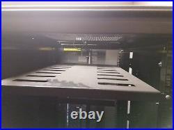 HP 42U Rack Cabinet Enclosure+Sides