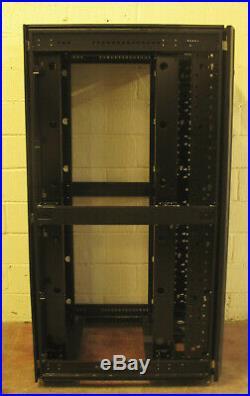 HP 842 Rack 42U 800mmx1075mm Enterprise Rack Cabinet Enclosure BW918A NO SIDES