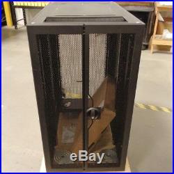 HP AF021A 10622 Server Rack Enclosure Cabinet 22U 384102-001