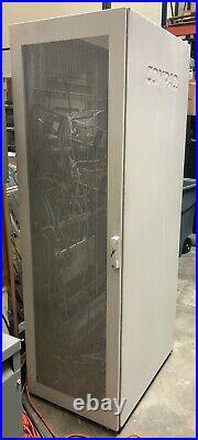 HP Compaq 19 Server Rack Cabinet Enclosure 9142 9000 42u