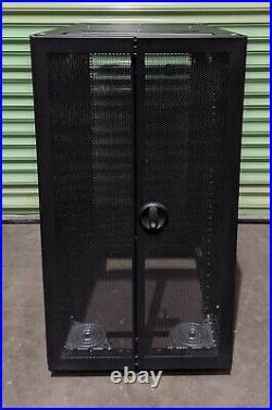 HP HPE 22U 11622 G3 Server Rack Enclosure Cabinet H6J84A 732563-001