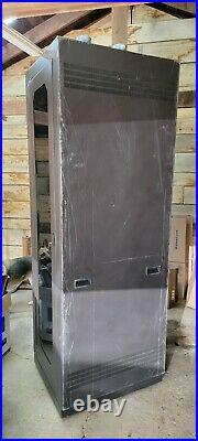Hubbell 45U Server Rack Enclosure Media Cabinet NAS UNIFI