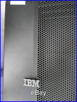 IBM 7014 42S Computer Equipment Enclosure Rack Cabinet 26x44x80