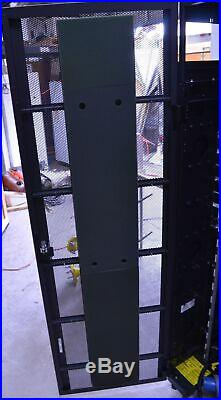 IBM 7014-B42 42U Enterprise Server Rack Computer Cabinet Enclosure with 2x PDU