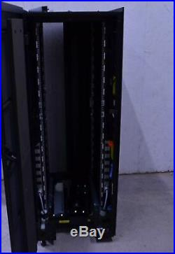 IBM 7014-T00 36U Enterprise Server Rack Computer Cabinet Enclosure with 2x PDU