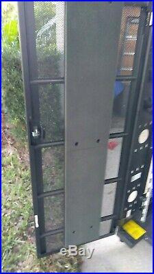 IBM 7014-T42 42U Server Network Data Rack Cabinet Enclosure 41V0087