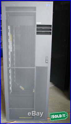 IBM RS6000 7014-T00 36U POWER SYS with 4 PDUs RACK ENCLOSURE SERVER CABINET