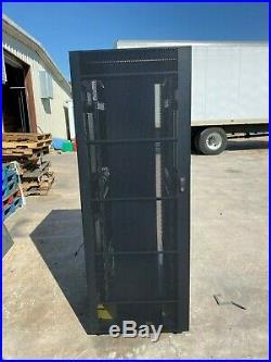 IBM Server Rack 7014 7015 7017 Server Network Data Rack Cabinet Enclosure