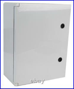 IP65 ABS PLASTIC ENCLOSURE 500X400X175MM Enclosures & 19 Cabinet Racks