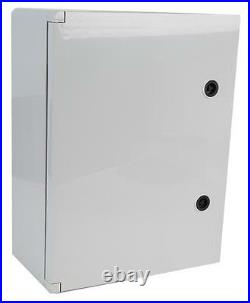 IP65 ABS PLASTIC ENCLOSURE 600X400X200MM Enclosures & 19 Cabinet Racks