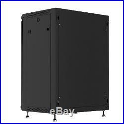 IT & Telecom Server Rack Cabinet Enclosure 15U 24(600mm) Depth. CDM