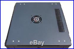 IT & Telecom Server Rack Cabinet Enclosure 6U 24(600mm) Depth. CDM
