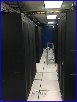 MIDDLE ATLANTIC 44U 19 MRK-4436LRD electronic enclosure server cabinet rack
