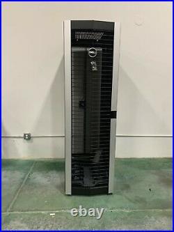 NEW 19 Dell PowerEdge 42U Rolling Server Rack Enclosure with Keys