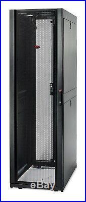 NEW APC AR3107 Netshelter SX Deep 48U 600mmx1070mm Server Rack Cabinet Enclosure