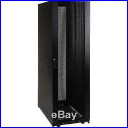 NEW Tripp Lite SR42UB Rack Enclosure Cabinet 42U 19in SmartRack Black