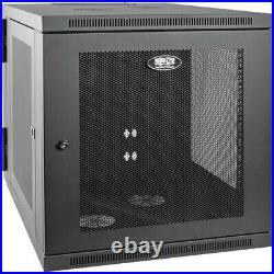 NEW Tripp Lite SRW12US33 33in Deep Wall mount Rack Enclosure Cabinet SmartRack