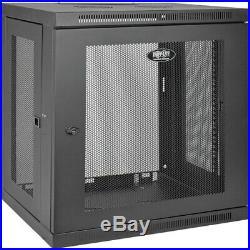 NEW Tripp Lite SRW12U SmartRack 12U Wall-Mount Rack Enclosure Cabinet Wallmount