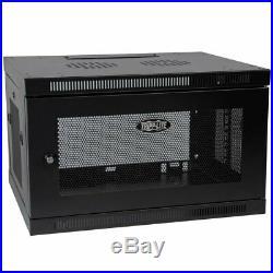 NEW Tripp Lite SRW6U Wall mount Rack Enclosure Server Cabinet SmartRack 6U