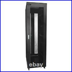 NIB StarTech. Com 42U Server Rack Cabinet IT Equipment 36 Deep Enclosure