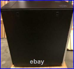 New Dell PowerEdge 2420 24U Server Rack Enclosure Cabinet D477K 0D477K CN-0D477K