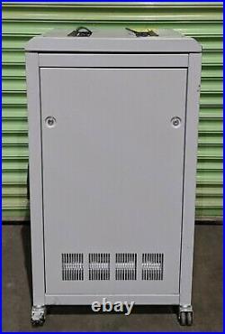 Prism 18U 600 x 600 Data Comms Rack Cabinet Enclosure