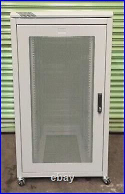 Prism 27U 800 x 1000 Rack Server Cabinet Enclosure CAB27810-SVR