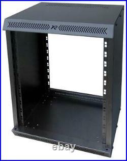 Rack Cabinet, Contractor, 12u, 19 Inch Equipment, Enclosure Material S For Rackz