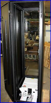 Rackmount Solutions 48U Air Conditioned 4000 BTU Enclosure Server Rack Cabinet