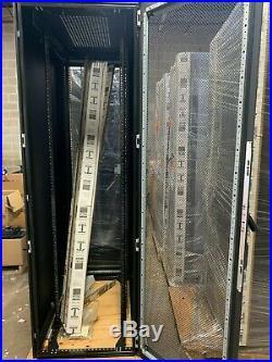 Rittal 47U Dell HP IBM Server Rack Cabinet Enclosure 19 2200h0700w1050d