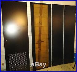 Rolling Server Rack Cabinet 42U Enclosure