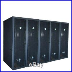 Row of 10 42U DELL 4210 Server Rack 19 Cabinet Enclosure Data Center Racks