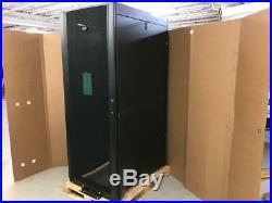 SEE PICTURES! APC NetShelter AR3150 42U Server Rack Cabinet Enclosure 19 Width