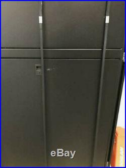 SEE PICTURES! HPE P9K07A G2 42U Server Rack Cabinet Enclosure 600mmx1075mm