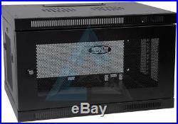 SRW6U Tripp Lite SRW6U Wall mount Rack Enclosure Server Cabinet 19 6U Wall Mo