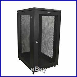 Server Rack Cabinet 31 in. Deep Enclosure 24U