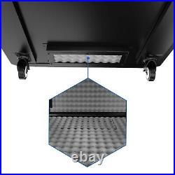 Server Rack acoustic Cabinet Enclosure 15U 35 inch Depth Soundproof