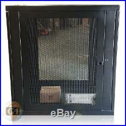SmartRack SR18UB 18U Mid-Depth Rack Enclosure Cabinet by Tripp Lite